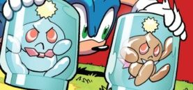 IDW Sonic the Hedgehog Issue 18