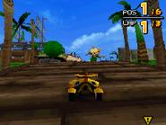 Monkey Target DS 16
