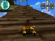 Monkey Target DS 28