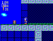 Robotnik was lazy to set this spring fully
