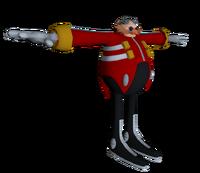 SASASR Character Model Dr. Eggman