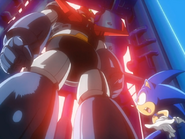 Sonic vs E-18