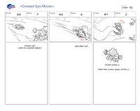 Cross Eyed Moose storyboard 6