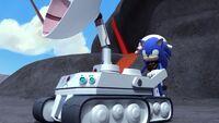 S1E11 Sonic push radar robot