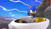 S1E11 Sonic sit catapult