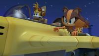 S1E17 Tails Plane Sticks