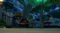 S1E46 Village night
