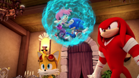 SB S1E05 Tails and Knuckles