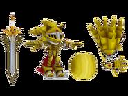 SFSB Model Excalibur Sonic