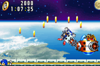 Sonic Advance boss eggx-1-