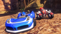 Sonic All Stars Racing Transformed 07