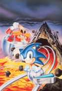 Sonic Spinball Game Gear US