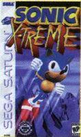 Sonic Xtreme cover v2