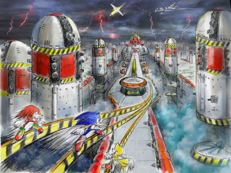 Final Fortress/Galeria