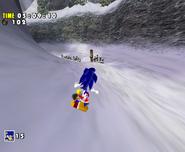 Ice Cap DX Sonic 77