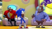 SB S1E41 Sonic oh no