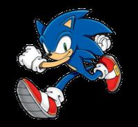 Channel Sonic Running