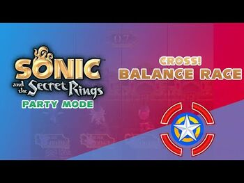 Cross!_Balance_Race_-_Sonic_and_the_Secret_Rings_(Party_Mode)