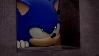 SB S1E22 Sonic angry