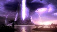 SU Eggmans Chaos Energy Cannon Blast