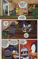 Sonic X issue 27 page 5