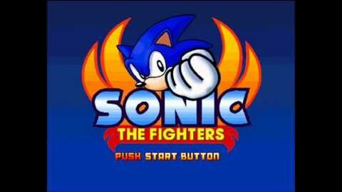 """Sonic_the_Fighters_Soundtrack_""""Sunset_Town_~_Bonus_Track"""""""
