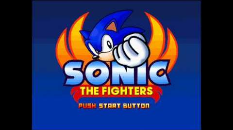"Sonic the Fighters Soundtrack ""Sunset Town ~ Bonus Track"""