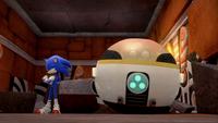 SB S1E22 Sonic Eggmobile