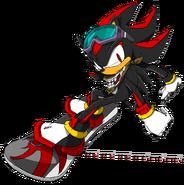 Shadow - Sonic Channel