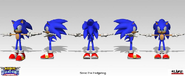 Sonic Racing koncept