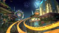 Tropical Resort Rails (Opening)