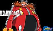 Eggman Sonic X 3
