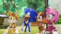 SB S1E25 Team Sonic watch