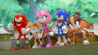 SB S1E26 Team Sonic