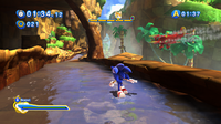 Sonic Generations Tails Challenge 05