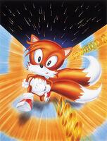 Sonic Hedgehog 2 - Artwork - (3)
