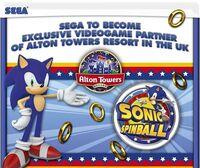 Sonic spinball alton towers