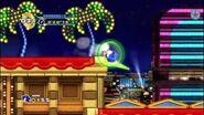 Sonic the Hedgehog 4 Casino Street Zone Act 1 1080 HD