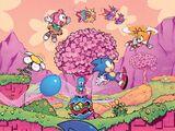 Classic Sonic's world (IDW)