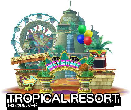 Tropical Resort (Sonic Generations)