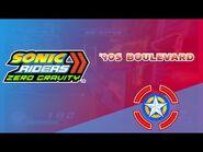'90s Boulevard - Sonic Riders Zero Gravity