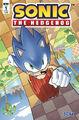 IDW Sonic The Hedgehog -1