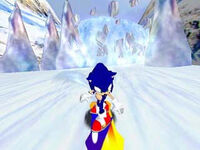 Sonic ice cap 1