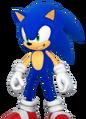 TSR sprite Sonic 3