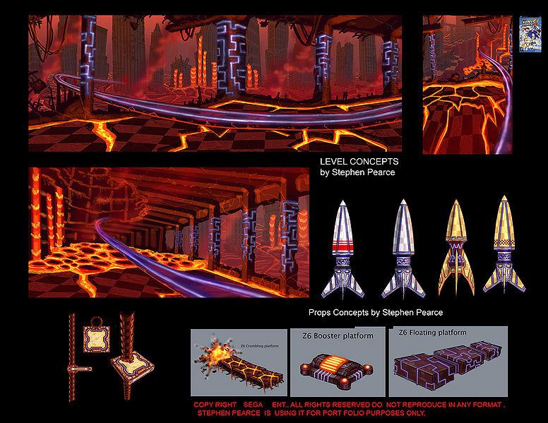 Chaotic Inferno Zone/Galeria