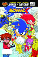 EarlySonicX4Cover