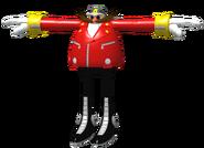 Free Riders Model Eggman