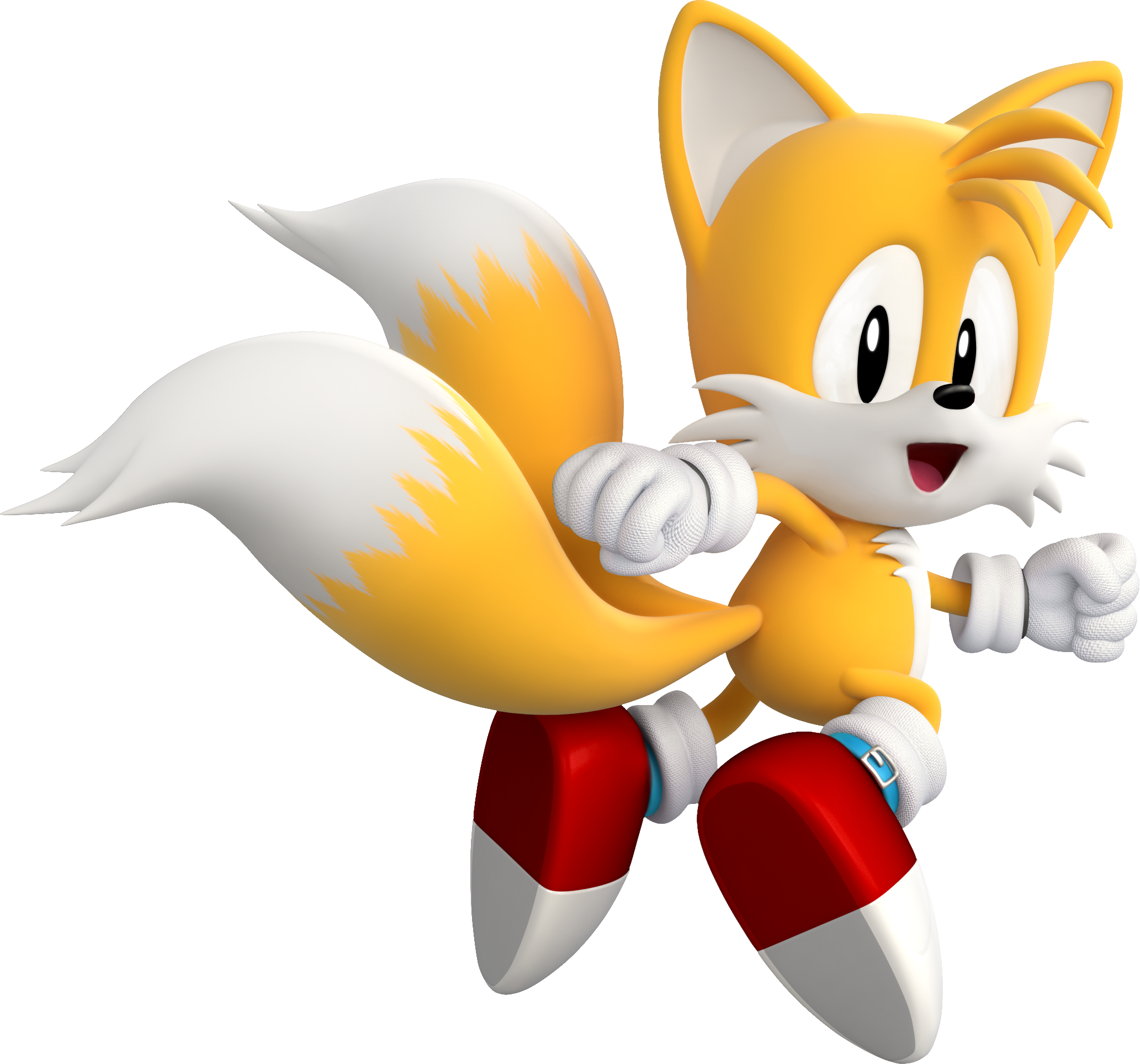 """Miles """"Tails"""" Prower (Classic Sonic's world)"""
