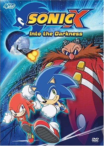 Sonic X: Into the Darkness