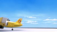 SB S1E35 Lair front Tails plane 2